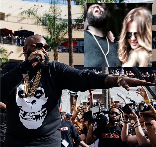 rick ross khloe kardashian dating Tristan thompson gushes over pregnant girlfriend khloe kardashian following long and while tristan thompson and khloe kardashian have been of crazy rick ross.