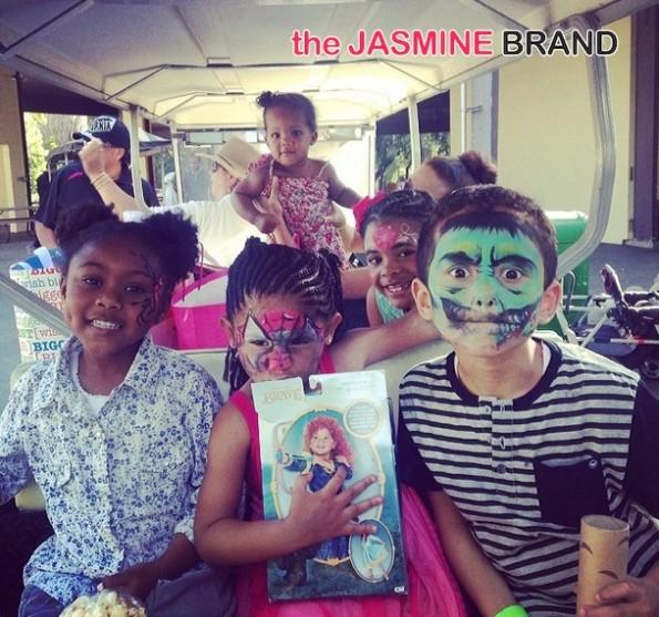 kiddie-christina milian-daughter violet 4th birthday 2014-the jasmine brand