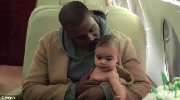 kim kardashian-kanye west-baby north-vogue-i-the jasmine brand