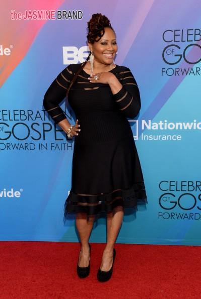 BET Celebration of Gospel 2014 - Red Carpet