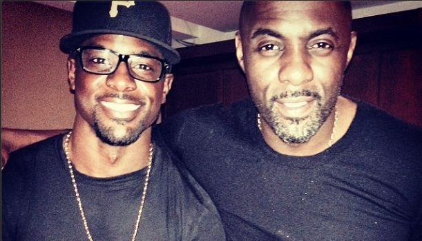 [Celebrity Stalking] Godiva Edition: Lance Gross, Idris Elba, Tyson Beckford & More