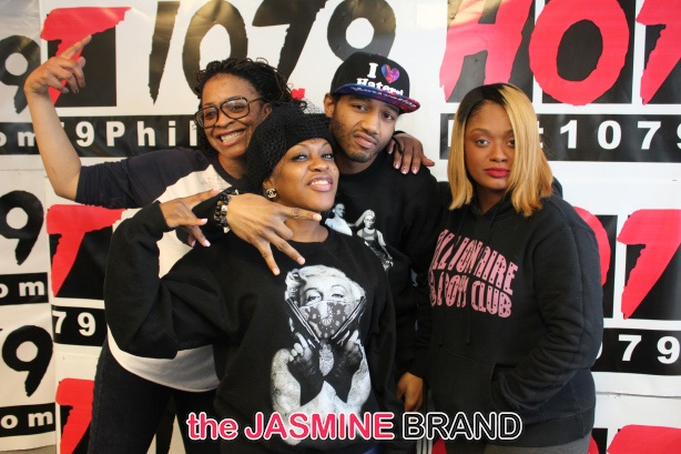 [WATCH] Lil Mo Does 1st Interview With New Boyfriend: 'I'm like the hood Kim Kardashian. I'll get married 10 times!'
