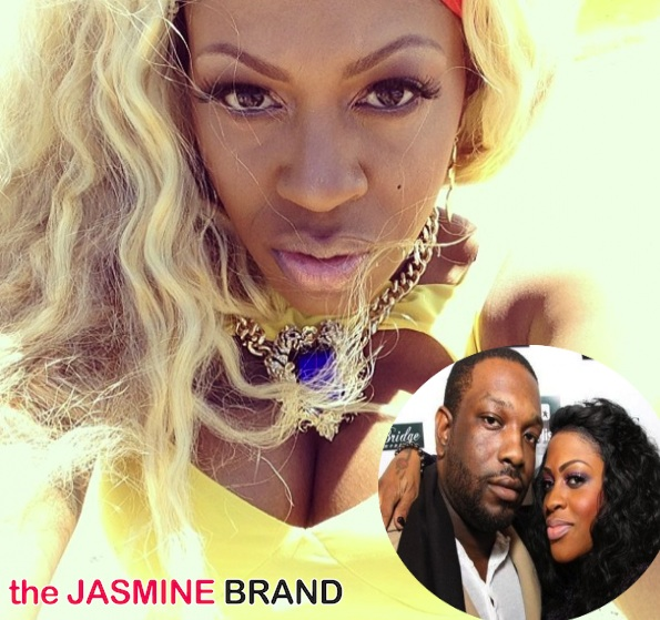 lil mo-husband-allegedly split up-the jasmine brand