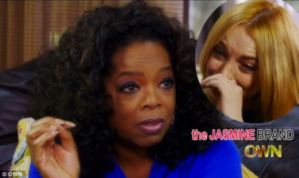 lindsay lohan-talks about relationship with oprah-the jasmine brand