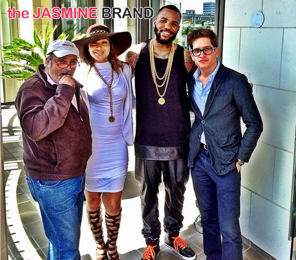 LisaRaye, The Game, Guests