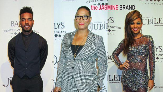 Queen Latifah, R&B Divas LA's Chante Moore & Luke James Attend 'Jubilee' In Las Vegas