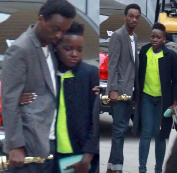 Is Lupita Nyong'o Dating Rapper K'naan Warsame?