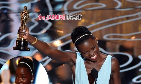 [VIDEO] Lupita Nyong'o Takes Home Oscar for 'Best Supporting Actress' + Watch Her Moving Speech