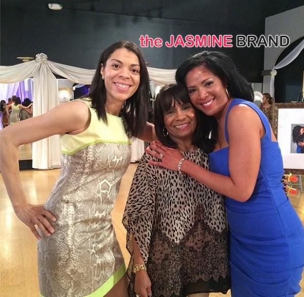 mama joyce-guests-real housewives of atlanta-kandi burruss-bridal shower-wedding special 2014-the jasmine brand