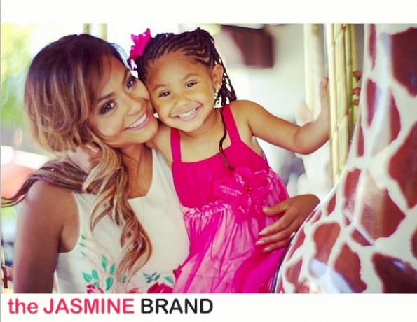 mommy daughter moment-christina milian-daughter violet 4th birthday 2014-the jasmine brand