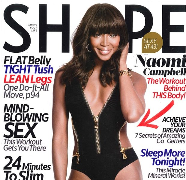 Naomi Campbell Talks About Her Addiction to Cigarettes: It's Harder to Quit Than Alcohol.