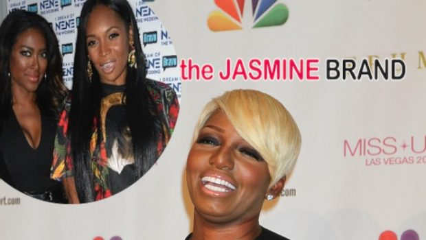 Ouch! NeNe Leakes Calls Kenya Moore & Marlo Hampton 'Two Thirsty Fools'