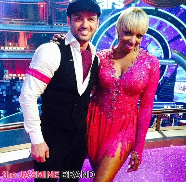 nene leakes-new bob-dancing with the stars-the jasmine brand