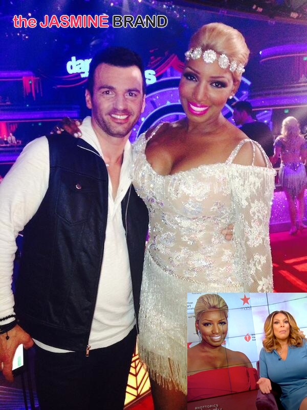 nene leakes-talks relationship with wendy williams-the jasmine brand