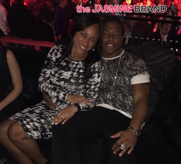 1 Day After Indictment Ray Rice Secretly Weds Fiancee Janay Palmer, Couple In Counseling
