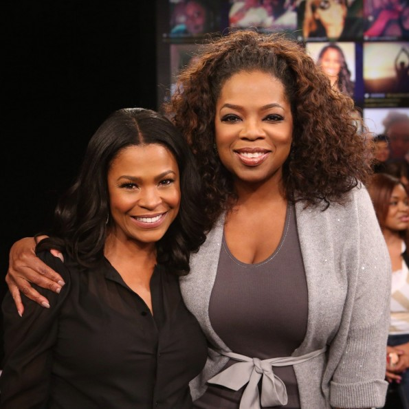 Nia Long Gives Dating Advice For Single Mothers: Introduce Them (Kinda ...