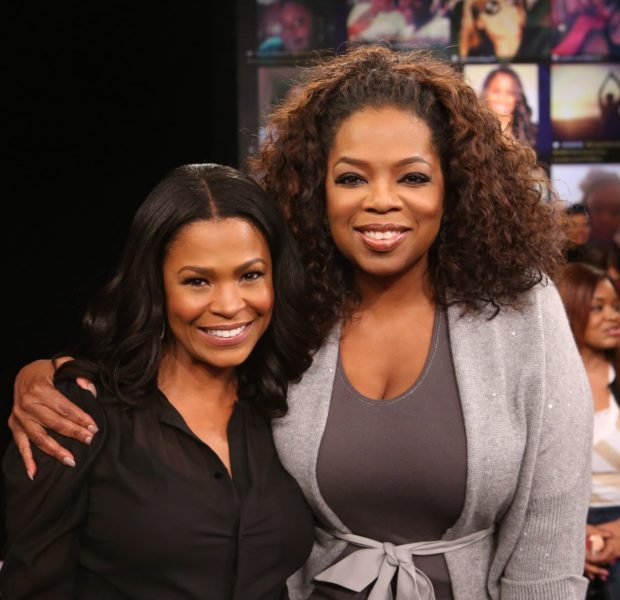 Nia Long Gives Dating Advice For Single Mothers: Introduce Them (Kinda) Early.