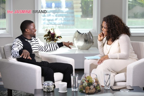 Oprah Prime, Kevin Hart