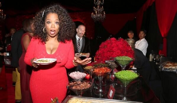 Deuces! Oprah & Snoop Party Together + Tyler Perry Throws Belated Birthday Bash for Winfrey
