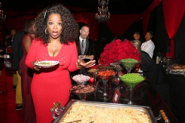 Oprah Bacon, Energy Drinks & Caviar! Details On New Venture, Oprah's Kitchen