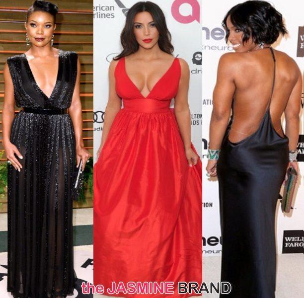 Oscar After-Party Overload: Kelly Rowland, Halle Berry, Kim Kardashian, Paula Patton & More!