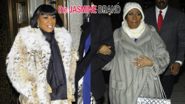 Patti Labelle & Aretha Franklin Visit DC, Naomi Campbell Rings NASDAQ + More Celebrity Stalking