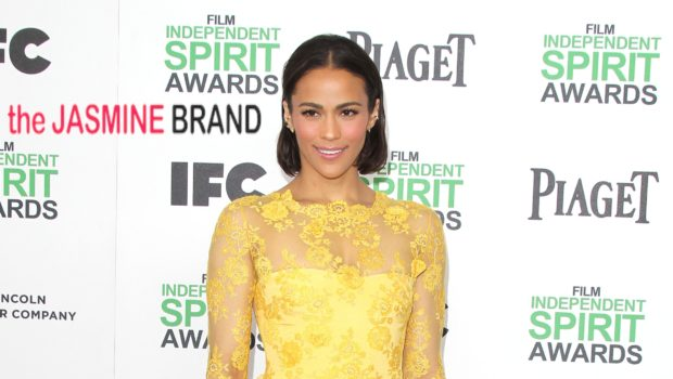 One Monkey Don't Stop No Show: Paula Patton Makes 1st Public Appearance Since Robin Thicke Separation