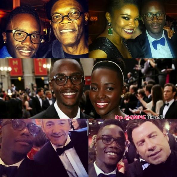 peter nyongo-celebrity selfie overload 2014-the jasmine brand
