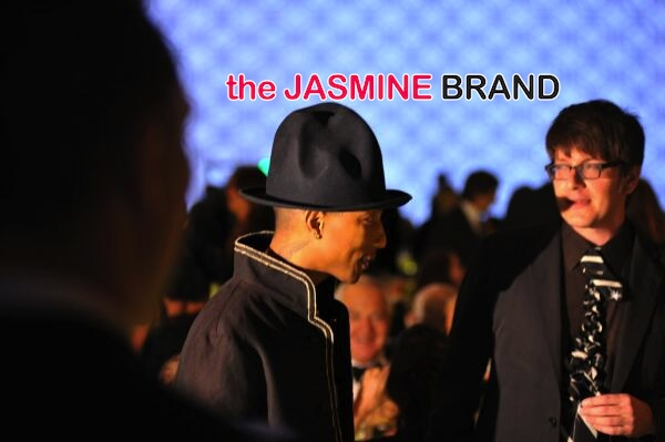 pharrell williams-MOCA 35th anniversary 2014-the jasmine brand