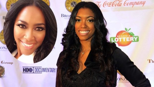 Porsha Williams May Get Fired For Reunion Brawl + Kenya Moore Speaks Out