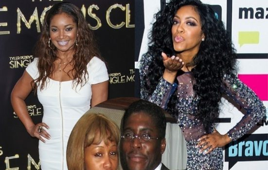 Porsha Williams Denies Dating Rich African Man, Actress Tamala Jones Claims Him As Her Own