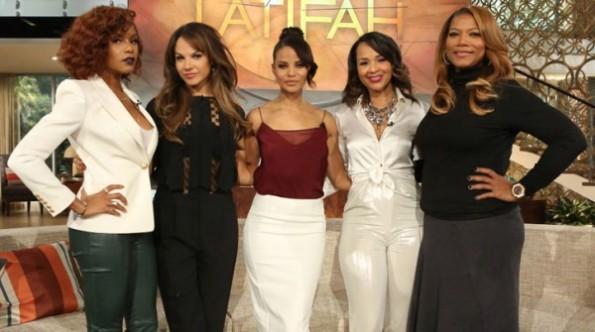 queen latifah-single ladies cast-the jasmine brand