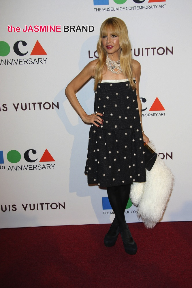 MOCA's 35th Anniversary Gala Presented by Louis Vuitton - Arrivals