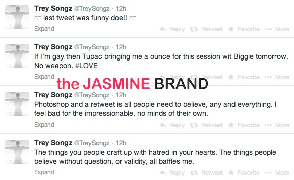 rapper trey songz-declares hes not gay on twitter-the jasmine brand