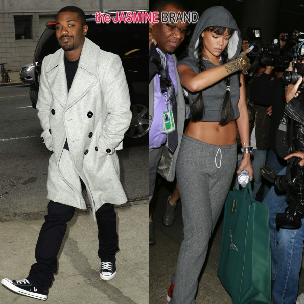 ray j-cbs nyc-rihanna returns to lax from england-the jasmine brand