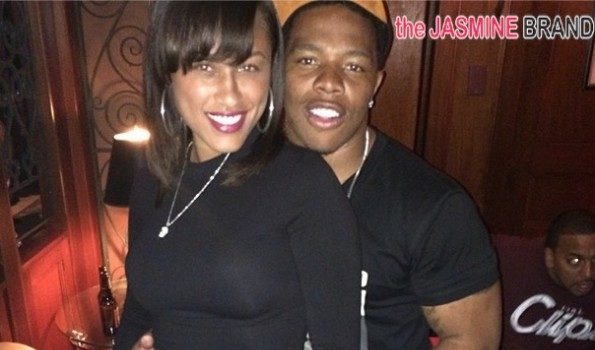Ray Rice Indicted On Charge of Aggravated Assault For Allegedly Attacking Fiancée Janay Palmer