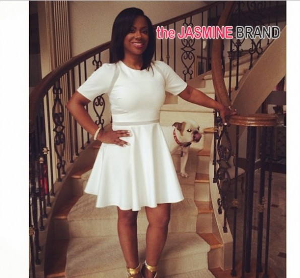 real housewives of atlanta-kandi burruss-bridal shower-solo-wedding special 2014-the jasmine brand