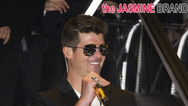 [Deposition Confessions] Robin Thicke Confesses Drug Abuse, Lied About Involvement in 'Blurred Lines'
