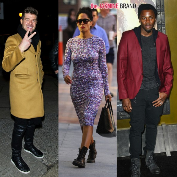 robin thicke-tracee ellis ross-derek luke-celebrity spottings 2014-the jasmine brand