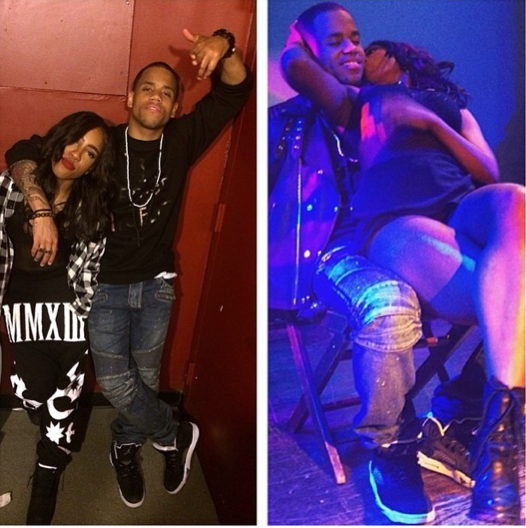 sevyn streeter-gives mack wilds lap dance-the jasmine brand