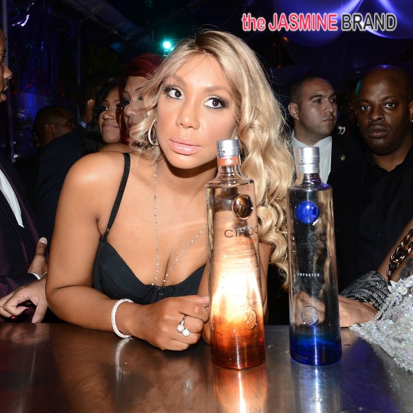 Tamar Braxton Post Grammy Party powered by CIROC