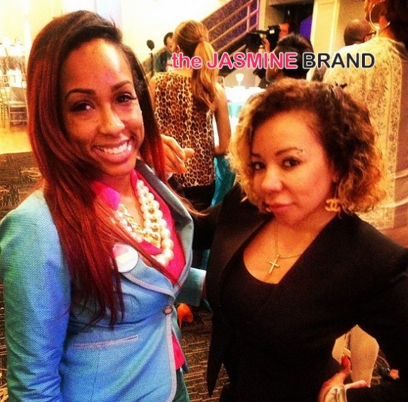 tameka tiny cottle-guest-real housewives of atlanta-kandi burruss-bridal shower-wedding special 2014-the jasmine brand