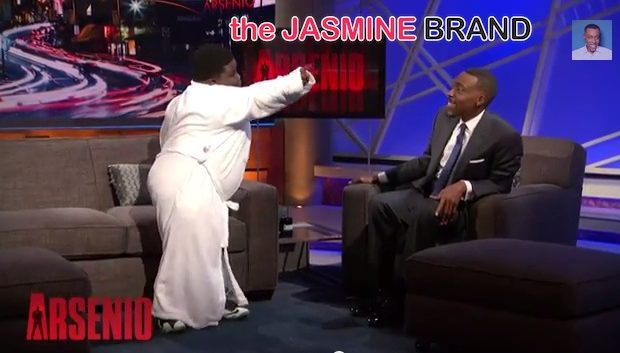 [WATCH] Did Arsenio Exploit VINE Child Star TerRio?