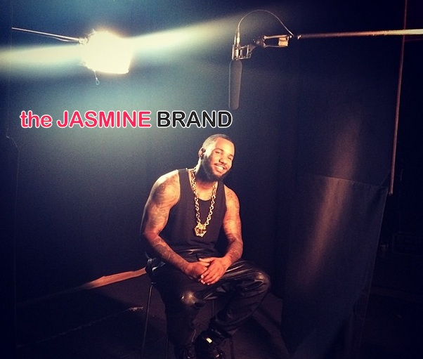 [Photos] The Game Caught Filming New Season of 'Marrying The Game'