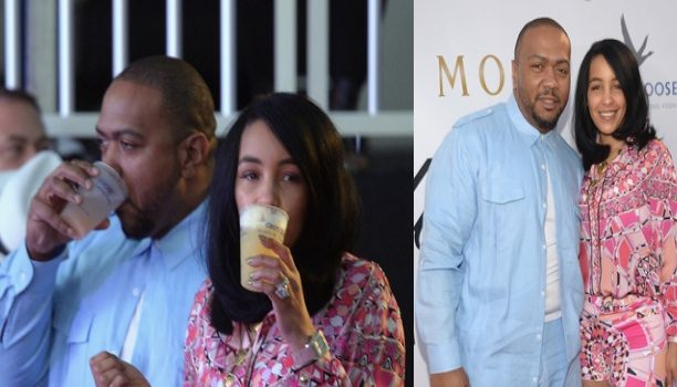Break-Up to Make-Up: Timbaland & Wife Monique Reconciled After Messy Separation