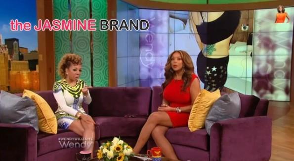 tiny-wendy williams show-talks fake boobs and booty-the jasmine brand