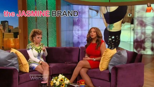 [VIDEO] Tameka 'Tiny' Cottles Fesses Up About Having Butt Implants