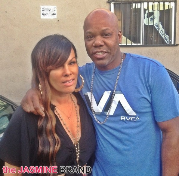 too short-bmf wife-lisa buford-joins la hair reality show-the jasmine brand