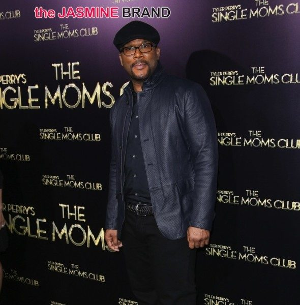 [Spare The Rod] Tyler Perry Believes In Whooping A Kids A** + Find Out What REALLY Pisses Him Off