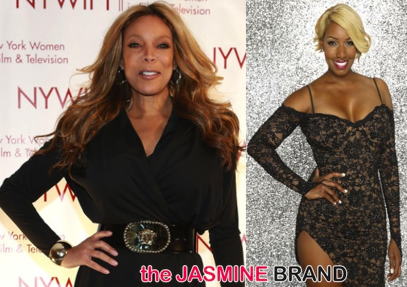 [WATCH] Wendy Williams Says She's Not Fighting With NeNe Leakes: People Love To See Black Girls Fight